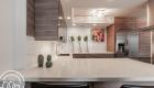 Pendleton Club Condo 306 Kitchen Modern Cabinetry